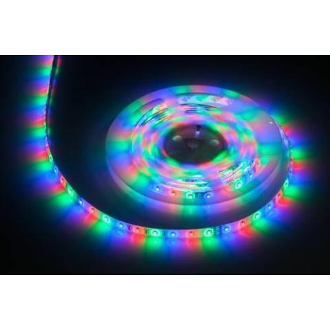 Led pás 300x1210 SMD RGB 5m - vodoodolný