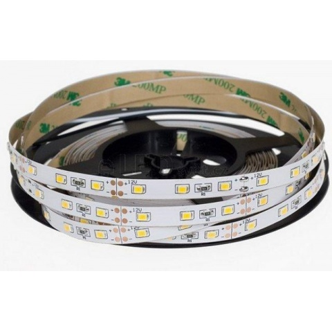 LED pás vodeodolný 60x SMD2835 6W/m 1m neutrálna biela IP65 (max. 25m)