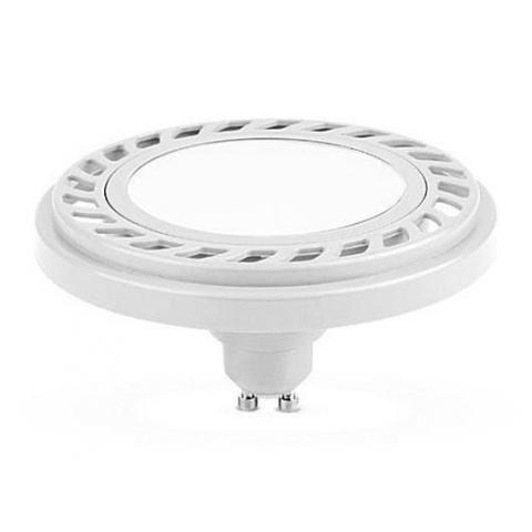 ES111 (AR111) 9W 230V LED Teplá biela