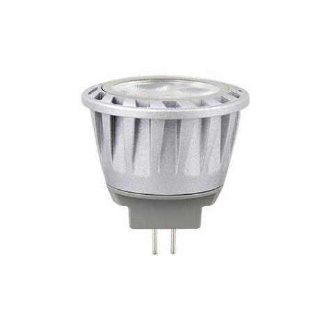 LED žiarovka 3.3W Studená biela 12V DC MR11