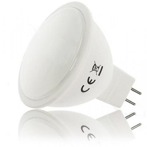 LED žiarovka 5W Studená biela SMD2835 MR16