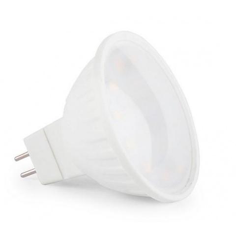 LED žiarovka 6W Studená biela SMD2835 MR16