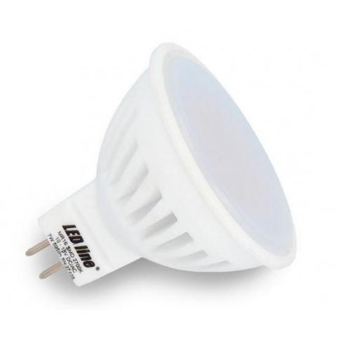 LED žiarovka 7W Teplá biela SMD2835 MR16