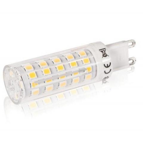 Led žiarovka 8W teplá biela 230V G9