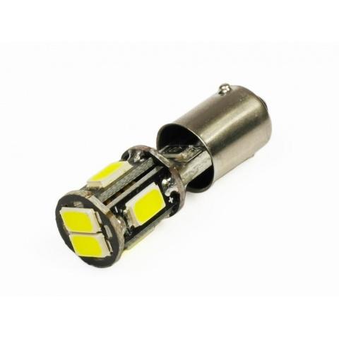 Auto LED žiarovka 5W BA9S 6 SMD5630 CAN BUS