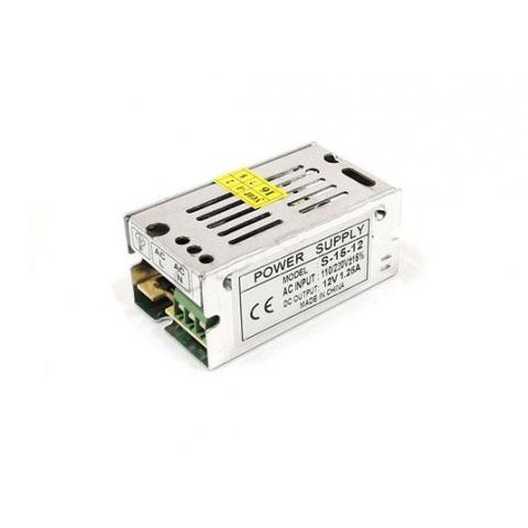 Napájací zdroj LED 15W  1.25A IP20