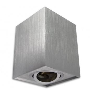 Bodové svietidlo výklopné GU10 Silver