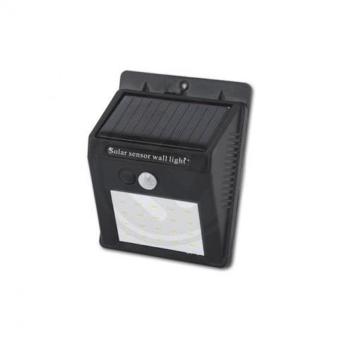 Solárna LED lampa 20xSMD snímač súmraku