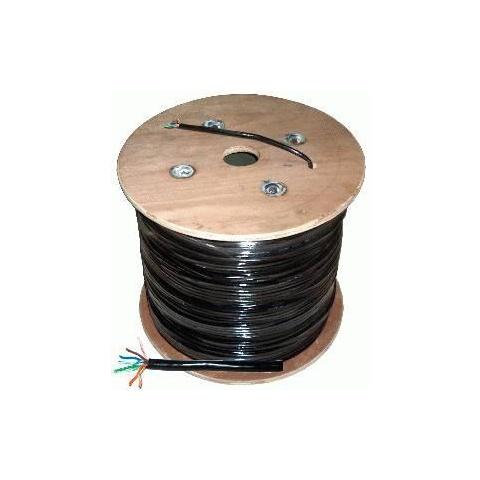 Kábel dátový UTP- CAT.5E+gél (305m)