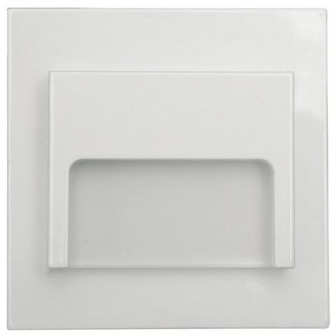 Svietidlo Ontario White 1.5W 12V DC Studená biela 9 SMD3014