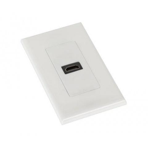 Zásuvka HDMI na stenu
