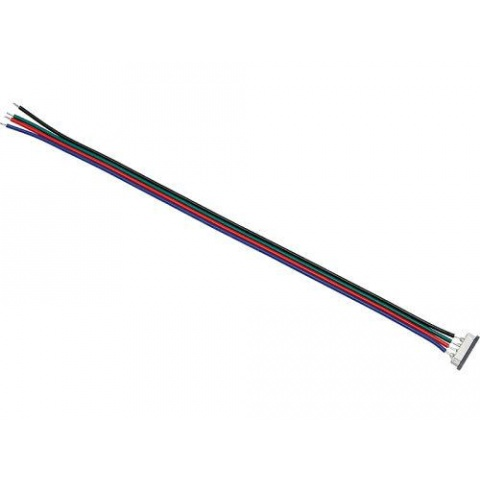 Konektor k RGB LED pásom 10mm