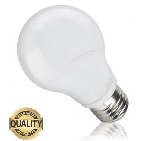 LED žiarovka 4W CCD Studená biela 8 SMD2835 E27