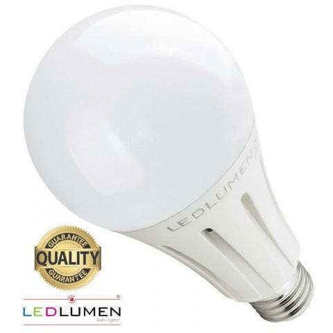 LED žiarovka 20W Studená biela CCD E27