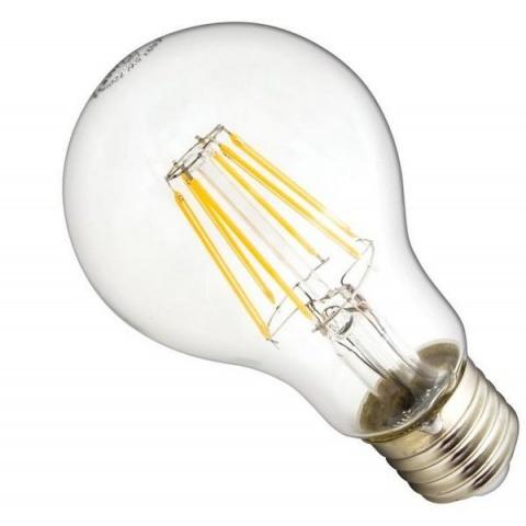 LED žiarovka Filament 6W Teplá biela CCD E27