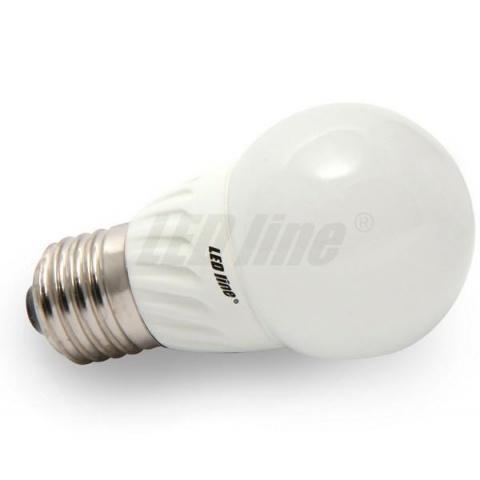 LED žiarovka 35 SMD3014 Teplá 4W, E27