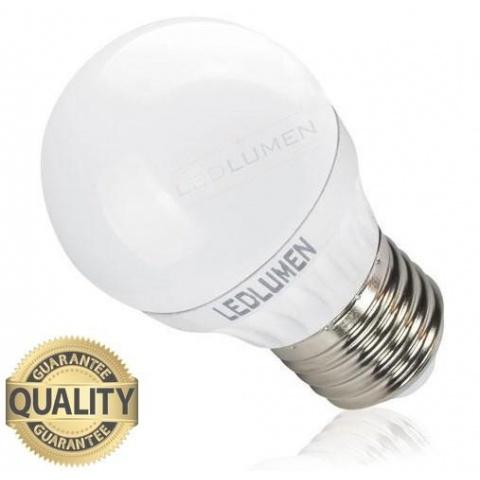 LED žiarovka 5W CCD Studená biela 8 SMD2835 E27