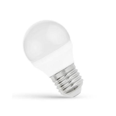 LED žiarovka 4W Teplá biela SMD2835 E27