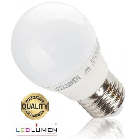 LED žiarovka 6W Teplá biela CCD E27
