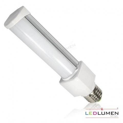 LED žiarovka 11.5W CCD Studená biela 12 SMD2835 E27