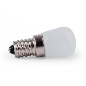 mini LED žiarovka COB 2W Studená, E14