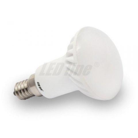 LED žiarovka 6W Studená biela E14