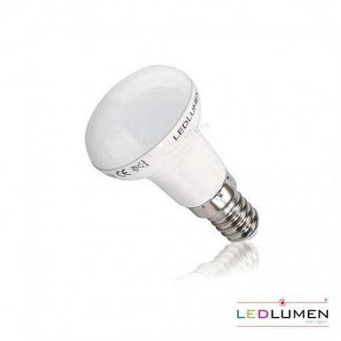 LED žiarovka 4W CCD Teplá biela 8 SMD2835 E14