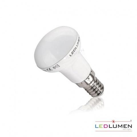 mini LED žiarovka 4W CCD Neutrálna biela 8 SMD2835 E14