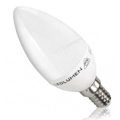 LED žiarovka 3.5W Studená biela 7 SMD2835 E14