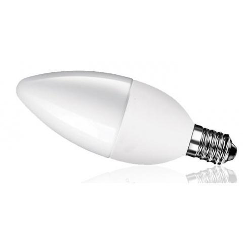LED žiarovka 4W Teplá biela SMD2835 E14