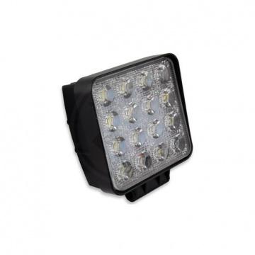 Pracovná lampa 10-30V 48W 16xLED