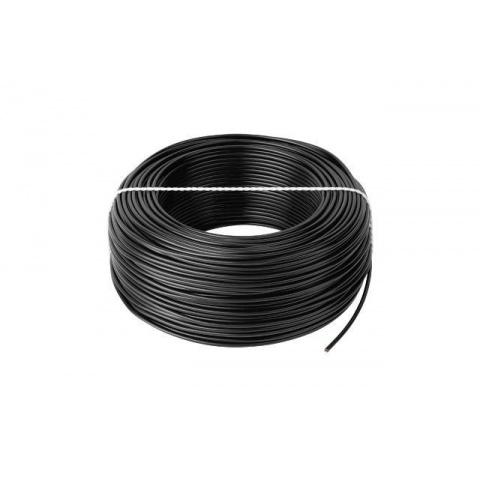 Kábel CYA 1x1,5 čierny (H07V-K) lanko (100m)