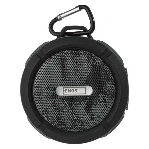 Soundbox EMOS FREESTYLER, šedý