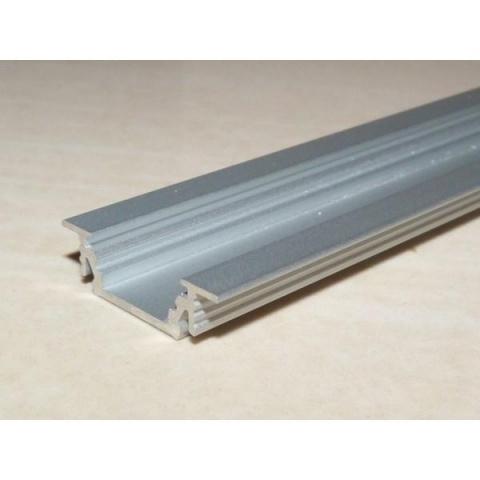Hliníkový profil pre LED pásy GROOVE - 2m