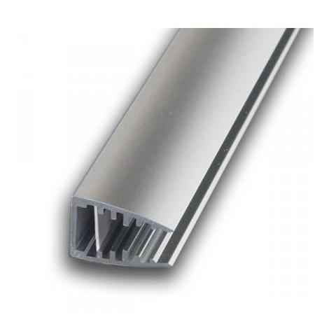 Hliníkový profil LED MIKRO - 1m