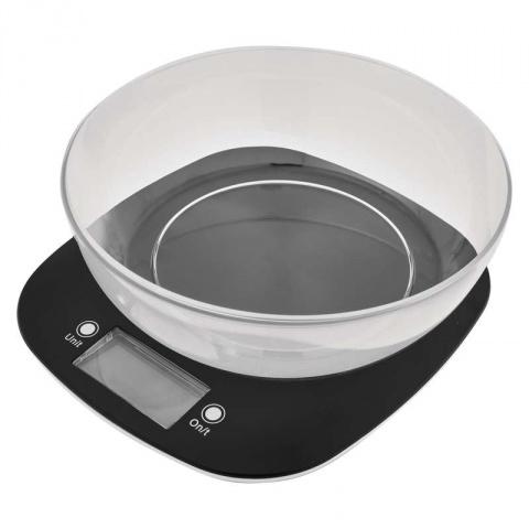 Digitálna kuchynská váha EV025 čierna