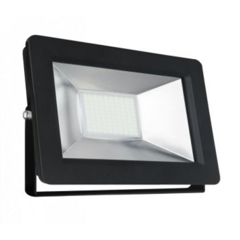 SMD LED reflektor 50W Studená biela