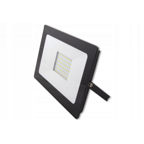 LED reflektor 50W Vega Neutrálna biela - Black