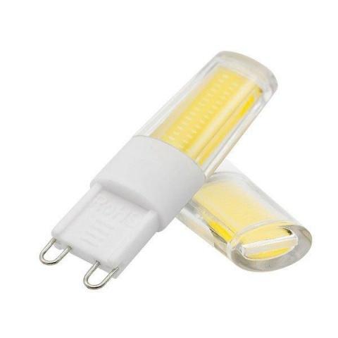 LED žiarovka 6W Studená biela G9
