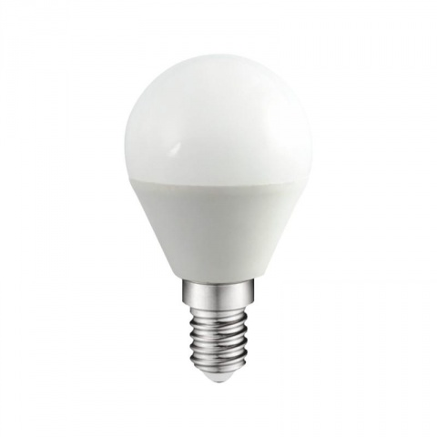 LED žiarovka  5W studená biela E14