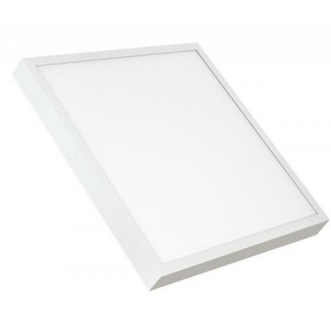 LED panel 60x60cm 40W Studená biela + rámček