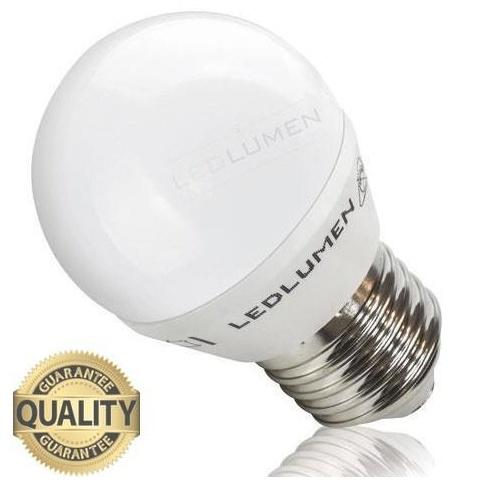 LED žiarovka 3.5W Studená biela 7 SMD2835 E27