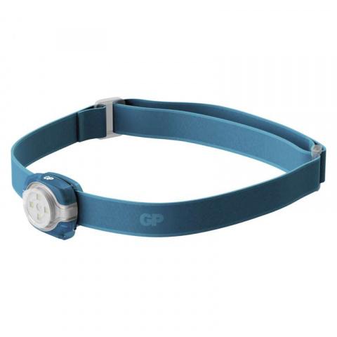 LED čelovka GP CH31 modrá