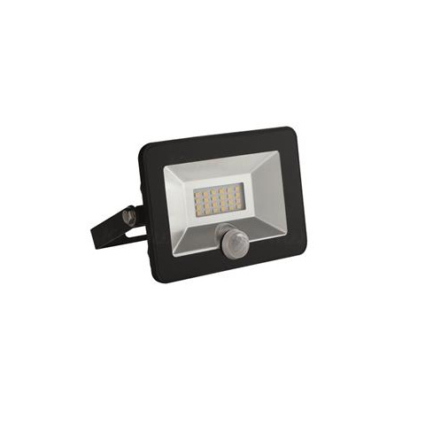 Kanlux GRUN LED N-10-B-SE   Reflektor LED s čidlom MILEDO (nahrazuje kód 30324)