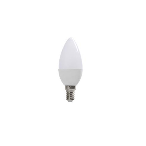 Kanlux C37 LED N 6W E14-WW   Svetelný zdroj LED MILEDO (nahrádza kód 30216)