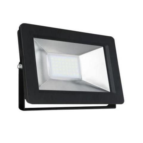 SMD LED reflektor 20W Studená biela SLIM