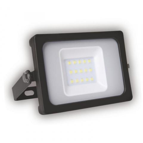 Lumax Plati LED reflektor 10W Studená biela