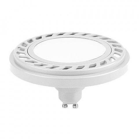 ES111 White GU10 8.9W Teplá biela