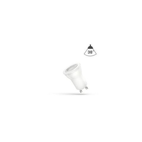 LED žiarovka 4W Teplá biela GU11