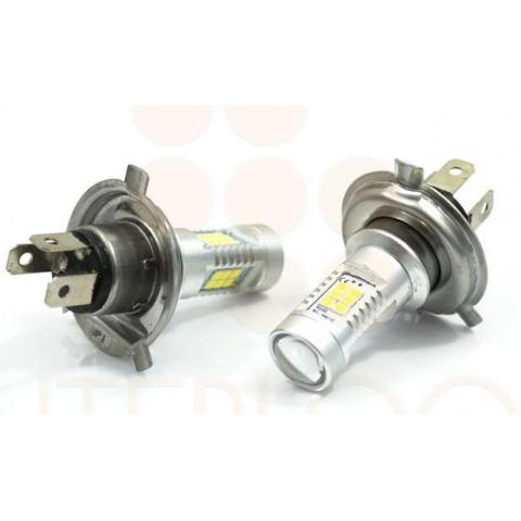LED auto žiarovka 6W 21 SMD 2835 H4